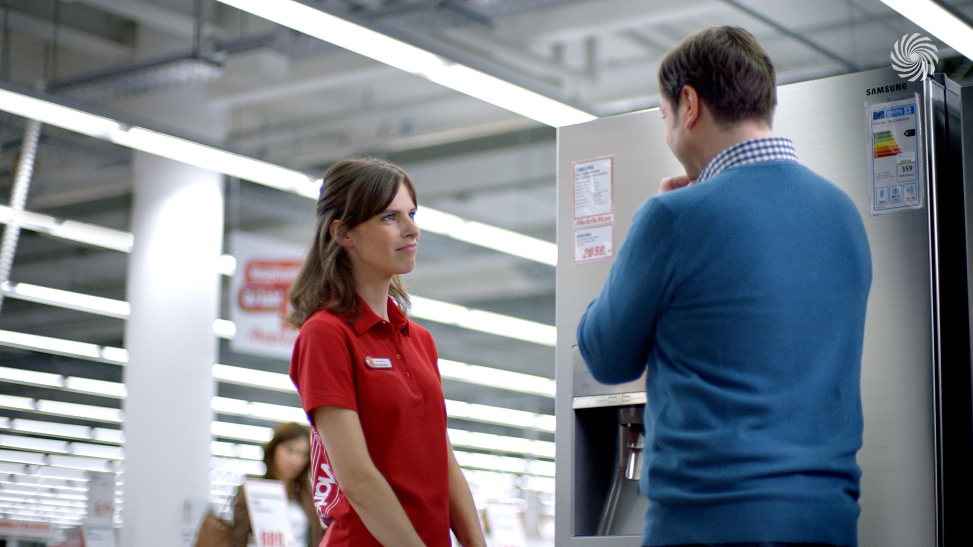 Media Markt Kampagne 2015 - Kühlschrank Spot | MediaMarktSaturn ...