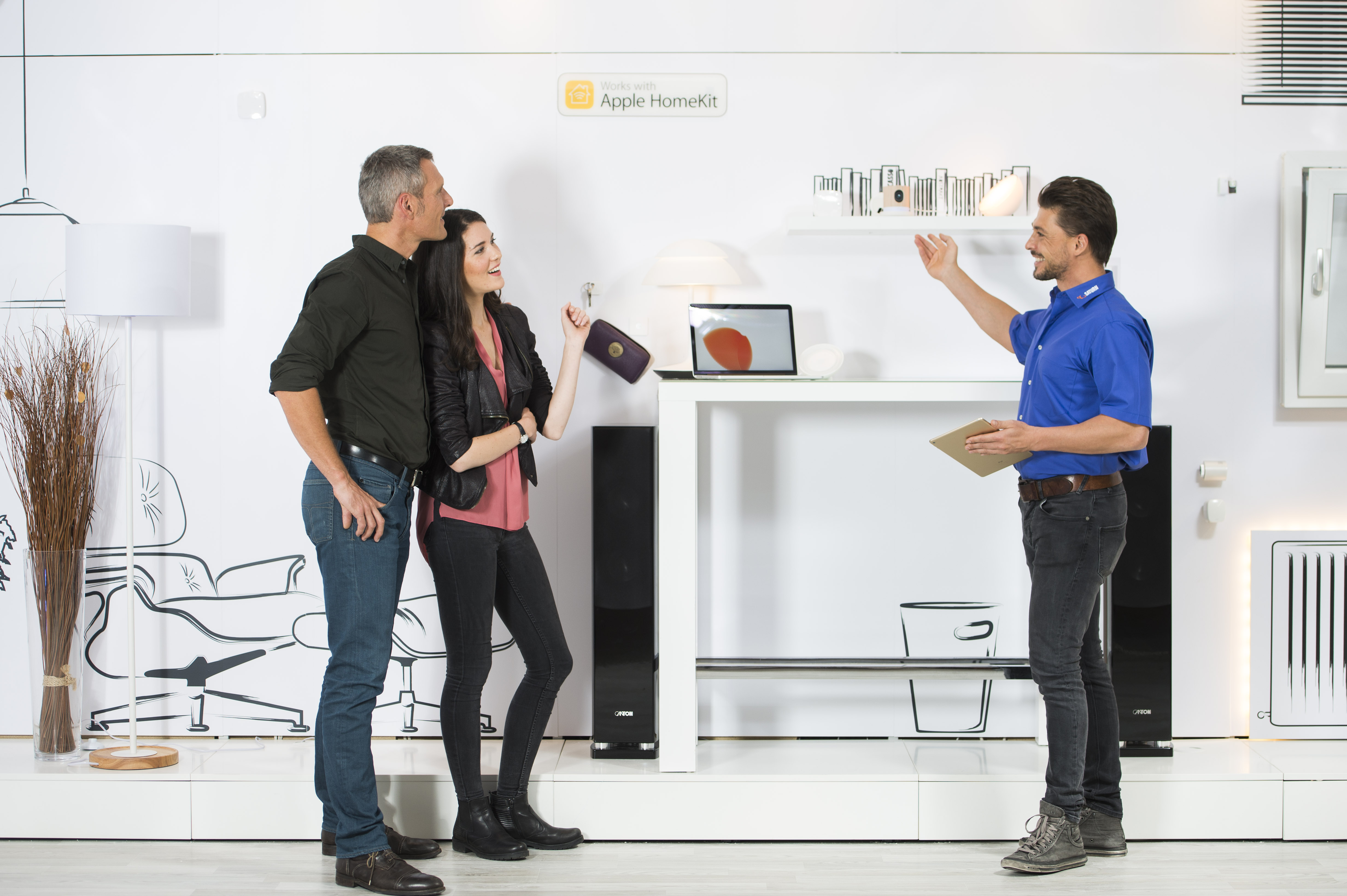 Saturn Ingolstadt Smart Home