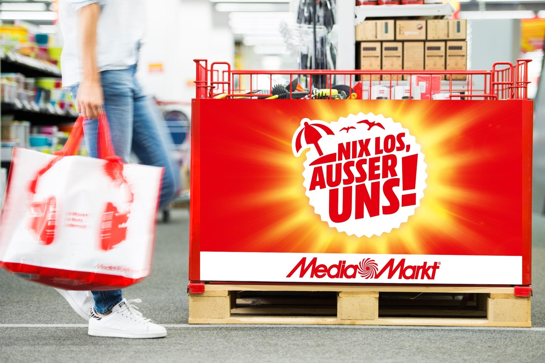 MediaMarkt Service-Aktion Sommer