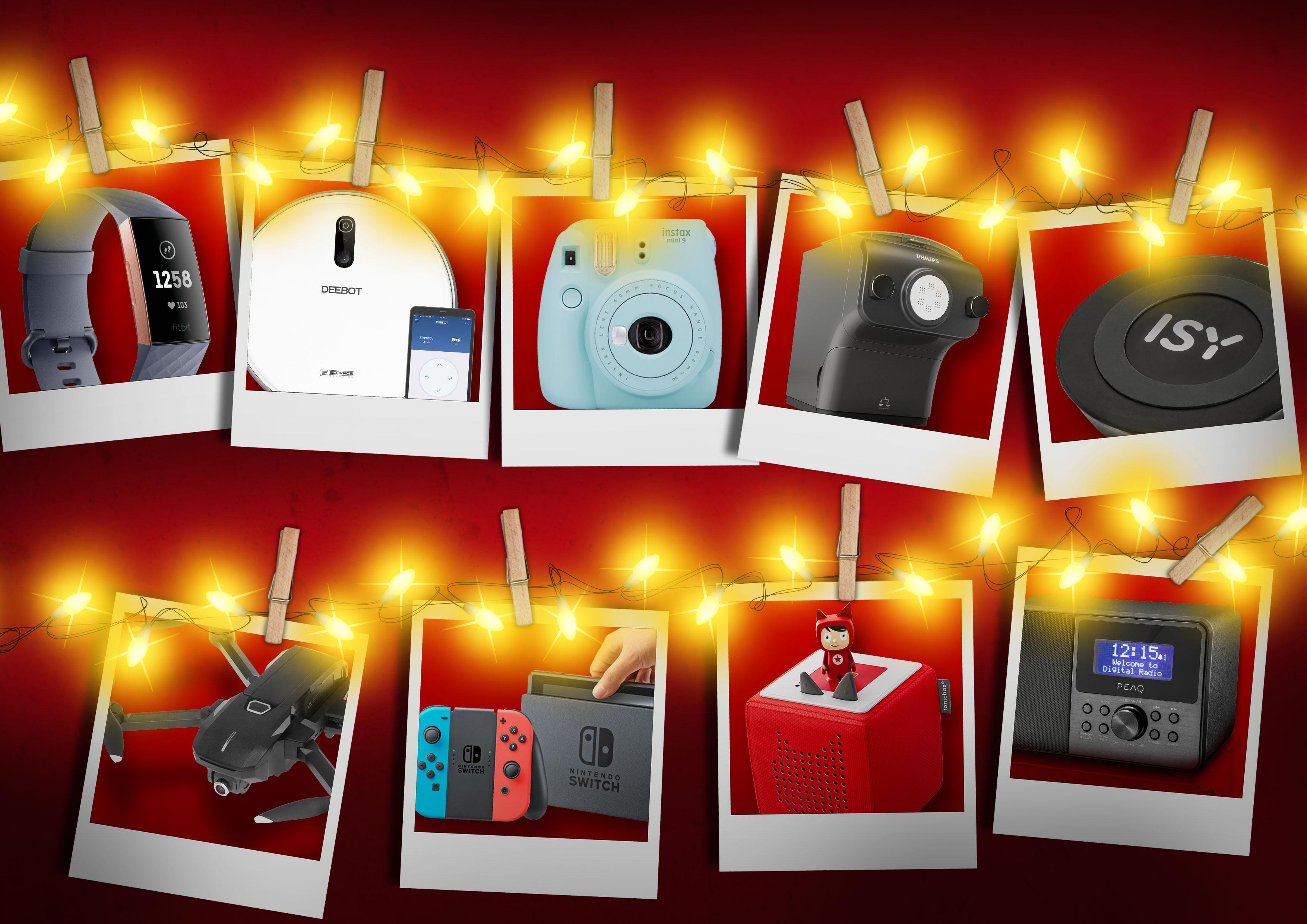 No more Christmas shopping stress MediaMarkt's gift ideas for ...