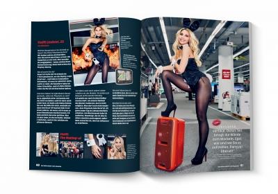 MediaMarkt Club-Magazin WOW - PLAYBOY-Kooperation (4)