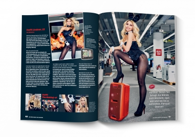 MediaMarkt Club-Magazin WOW - PLAYBOY-Kooperation (4)