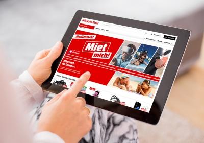 Mieten mit MediaMarkt