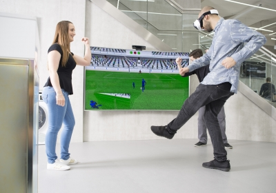 Saturn_Virtual Reality