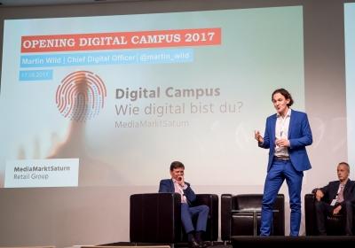 Eröffnungsvortrag zum Digital Campus 2017