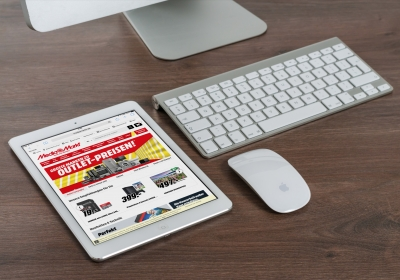 Media Markt Onlineshop iPad