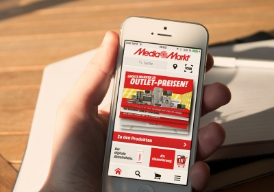Media Markt Onlineshop Mobile
