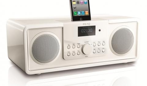 PEAQ PDR 300 white