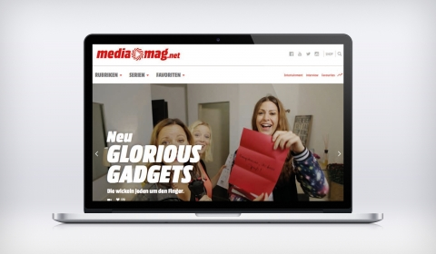 Mediamag.net Laptop