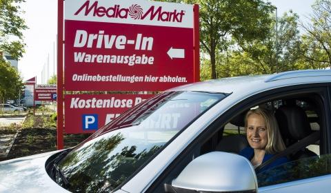 Media Markt Ingolstadt Warenausgabe