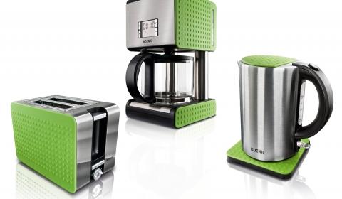 KOENIC Silicon family green