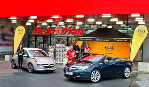 Media Markt_Opel-Kooperation