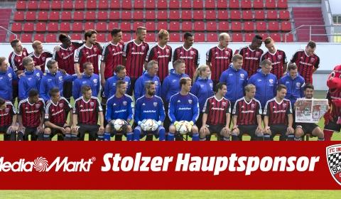 Media Markt - Hauptsponsor FC Ingolstadt 04
