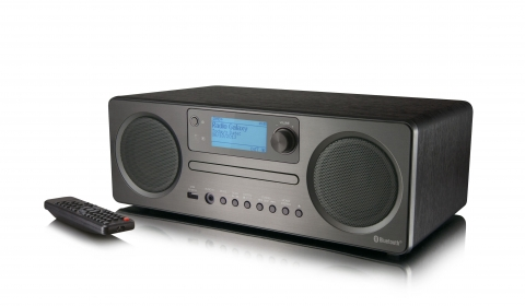 PEAQ Audio Allrounder 350BT-B