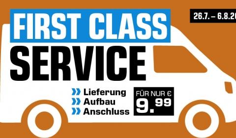 Saturn First Class Service