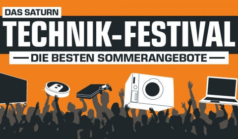 Saturn Technik-Festival