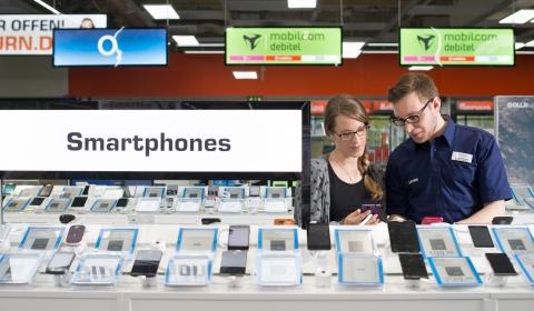 Media-Saturn Smartphonetarif
