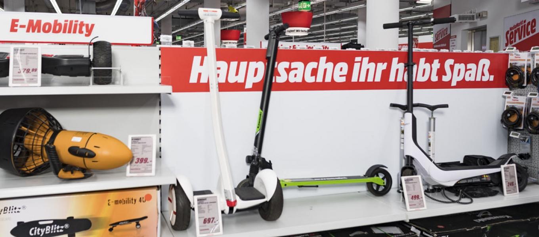 saturn e scooter