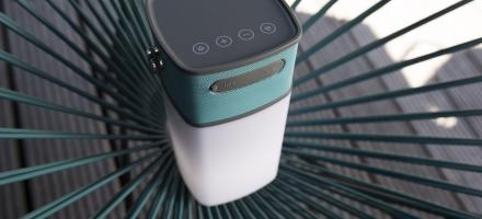 PEAQ - Bluetooth Lautsprecher PPA55BT-BL